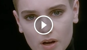 Sinead O'Connor - 'Nothing Compares 2 U' Music Video