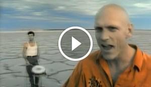 Midnight Oil - 'Blue Sky Mine' Music Video