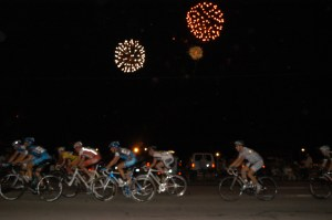 Tulsa Tough fireworks