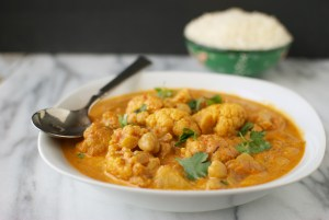 farmers' market_ cauliflower and chickpea curry recipe