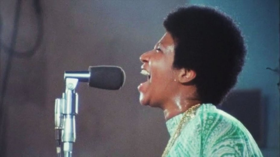 aretha franklin amazing grace