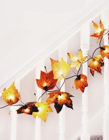 déco automne DIY