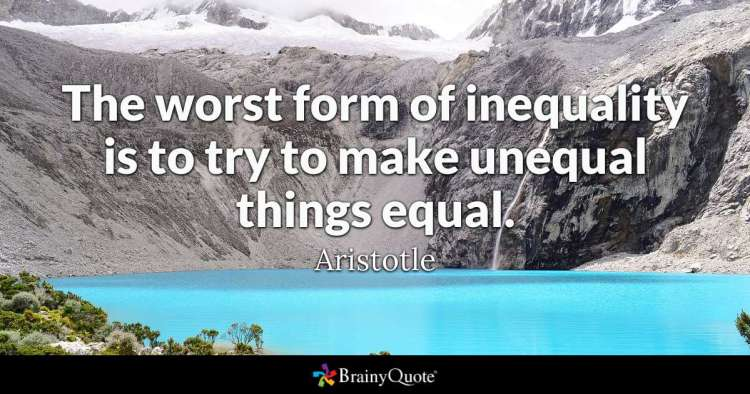 aristotle-equality