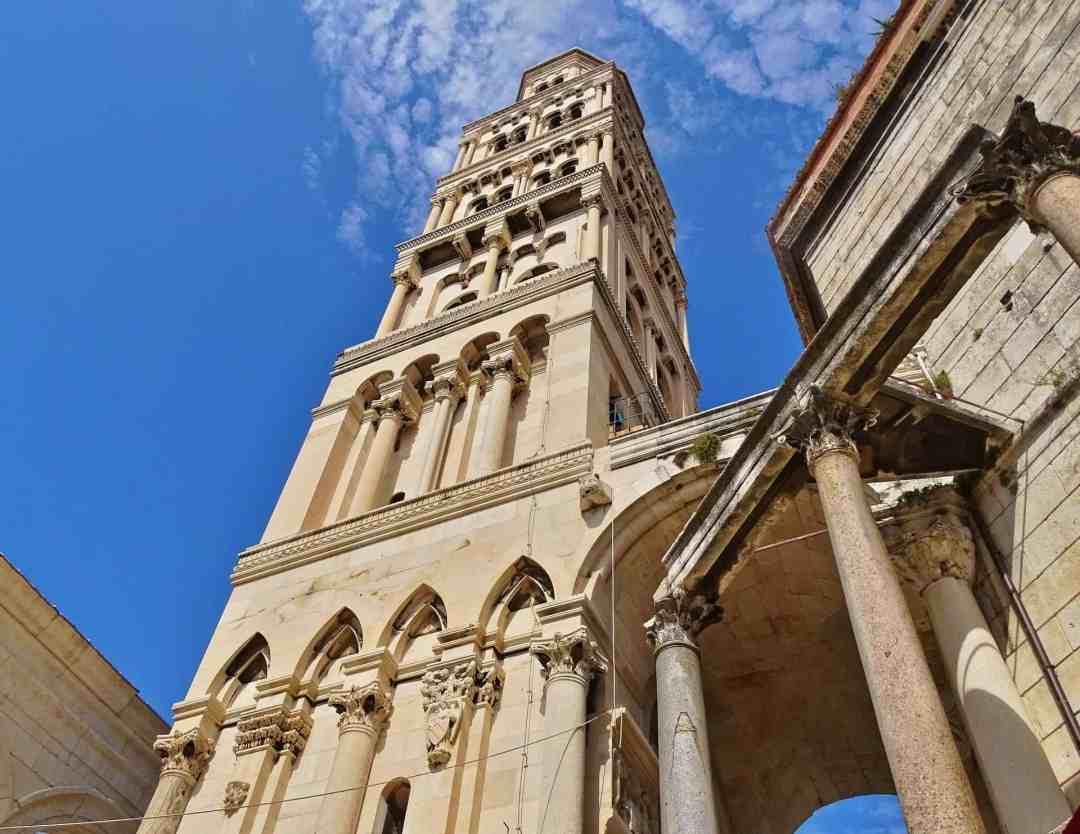 Diacletians Palace, Best time to visit Croatia, Split Croatia, Things to do in Croatia,