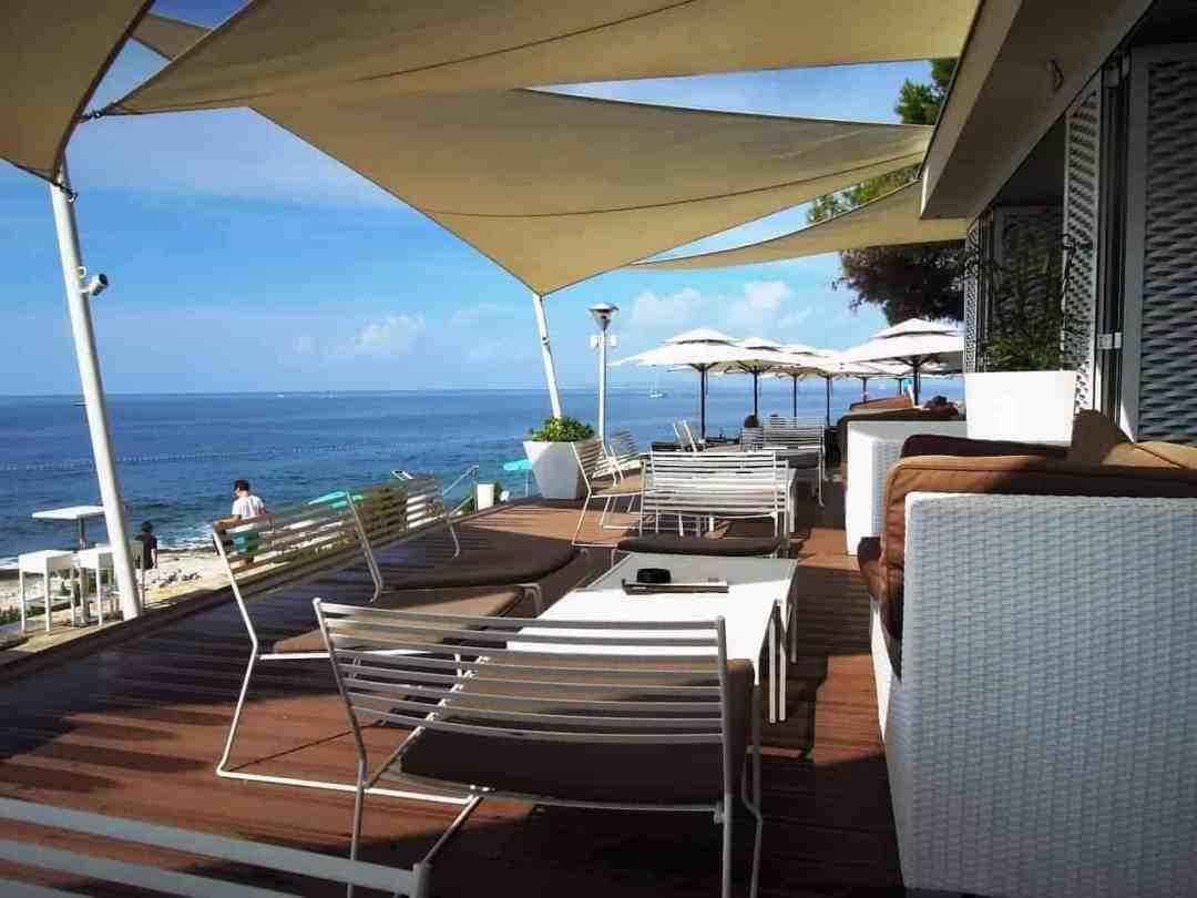 Best Islands in Croatia, Losinj Terrace,