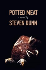 Cover of Potted Meat a novel by Steven Dunn