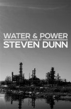 Cover of water & power a novel by Steven Dunn
