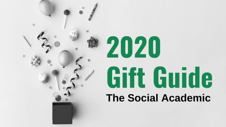 2020 Gift Guide The Social Academic