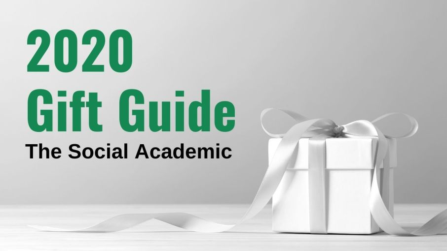 Gift guide for grad students on The Social Academic