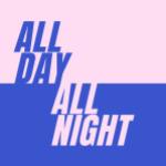 All Day All Night ADAN21 Logo