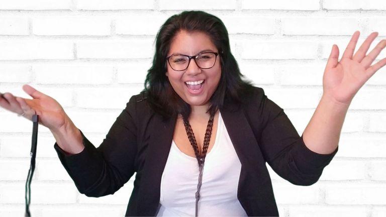 Photo of Jennifer van Alstyne @HigherEdPR