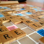 Playing Scrabble can boost a speaker's vocabulary