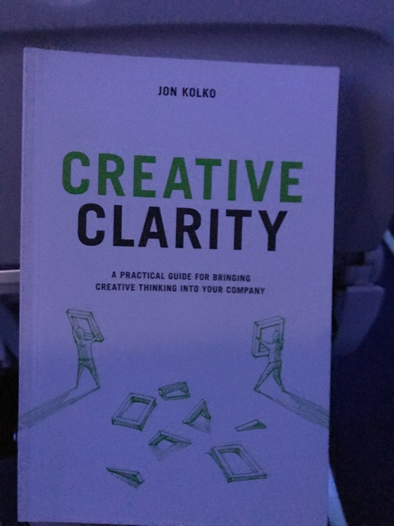 Creative Clarity Book