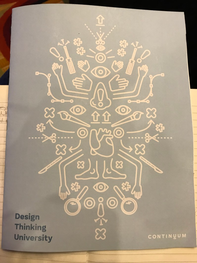 Design Thinking University Workbook