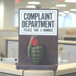 Complaints are not what IT managers normally go looking for