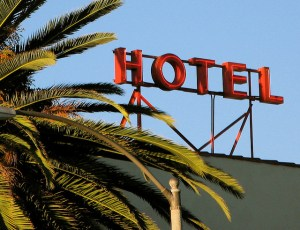 Hotels can present a big security problem for IT managers