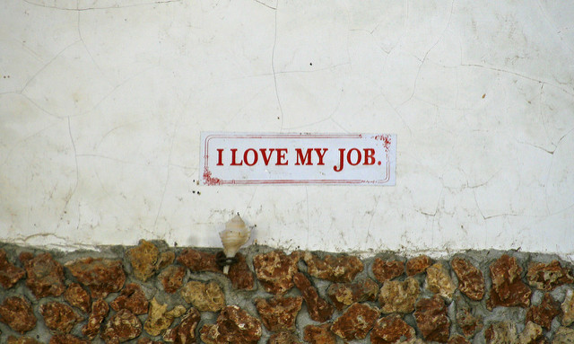 A new job may turn out to be different from what you expected