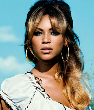 I could have chosen a picture exposing the glue on Bey's lacefront, but I'm not a hater.
