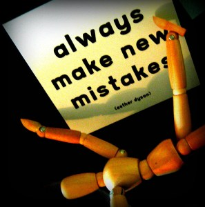 Mistakes happen in negotiations, you need to admit it
