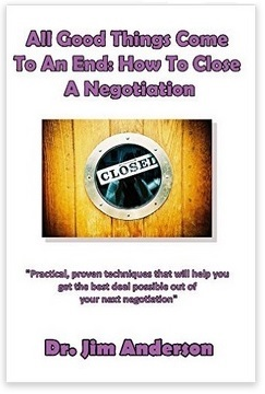 All Good Things Come To An End: How To Close A Negotiation
