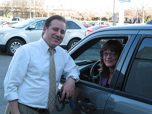 Negotiating is how you get the best deal when you want to buy a new car