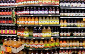 In the world of grocery stores, success is all about how much shelf space you have