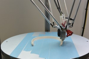 3-D Printing will allow new types of products to be created