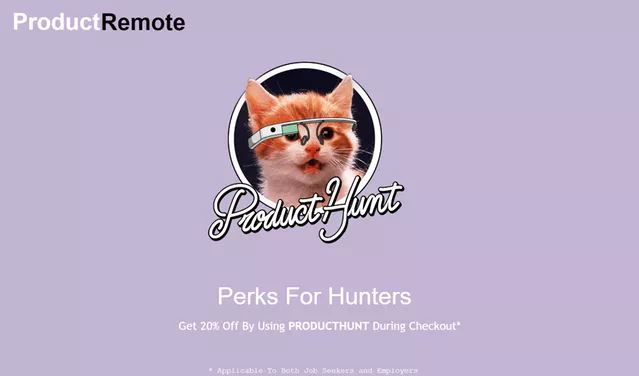 ProductRemote product manager remote job hunt service