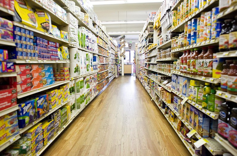 Amazon product managers are increasing their offline presence using grocery stores