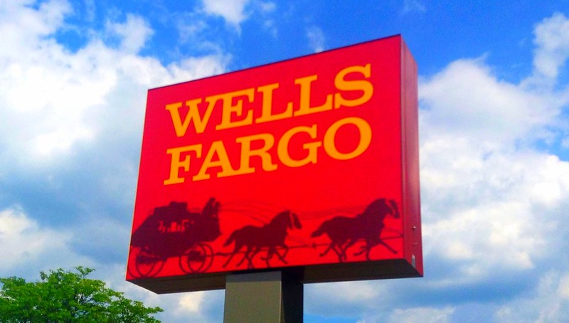 Wells Fargo has aging systems