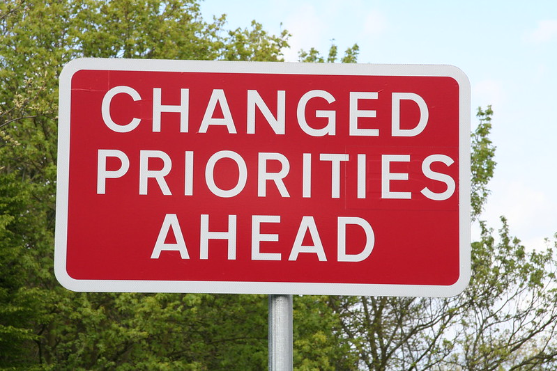 Changing Times Cause CIOs To Change Their Priorities
