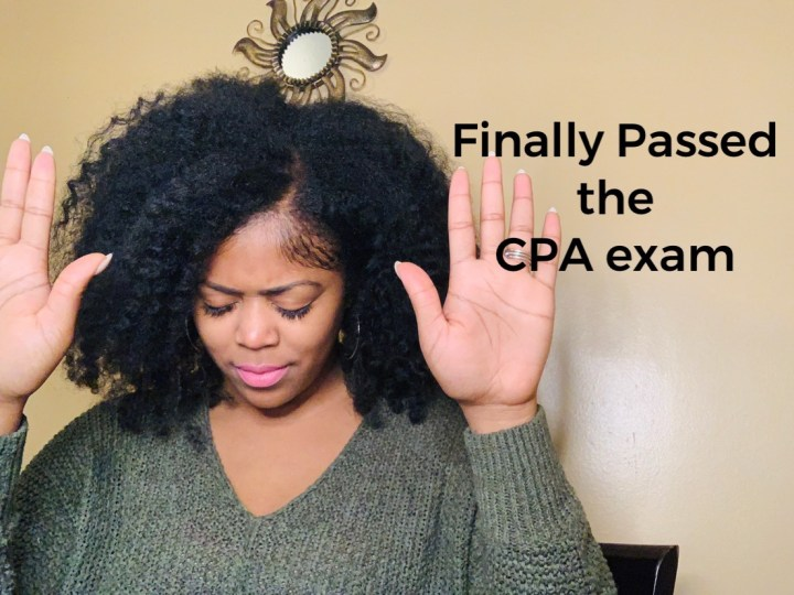 I Finally Passed the CPA Exam