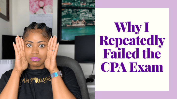 My Top CPA Exam Mistakes
