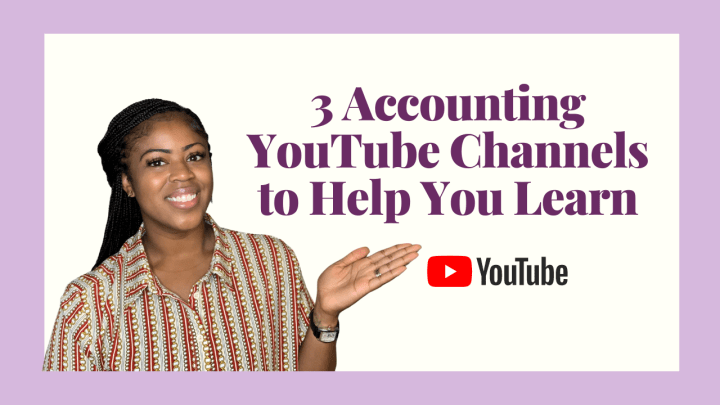 Best Accounting YouTube Channels for Learning