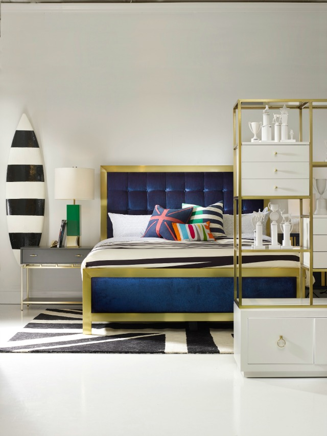 cynthia rowley for hooker furniture sporty bed