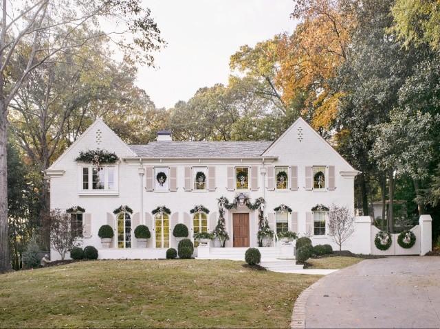 Home for the Holidays:: Atlanta Christmas Traditions