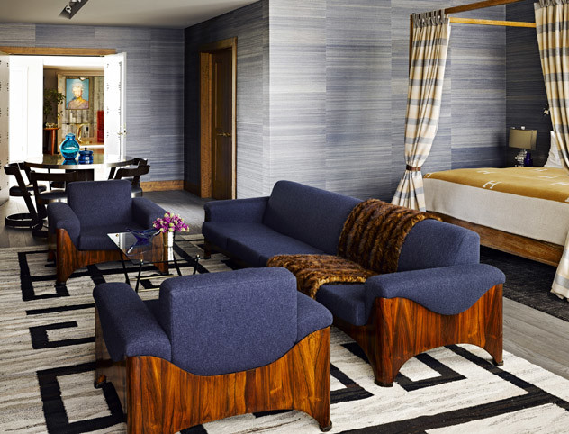 Ken Fulk:: A Glimpse Behind the Magic Curtain #bedrooms #sophisticated #kenfulk