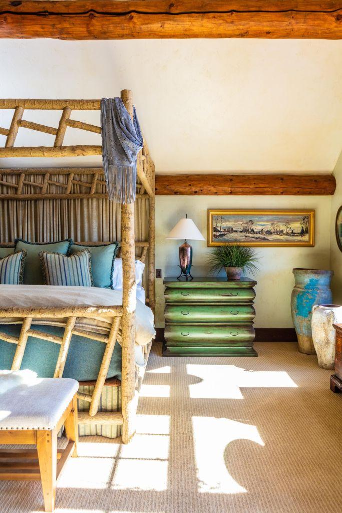 luxury design, Montana interiors, western style, interior design, rustic bedrooms