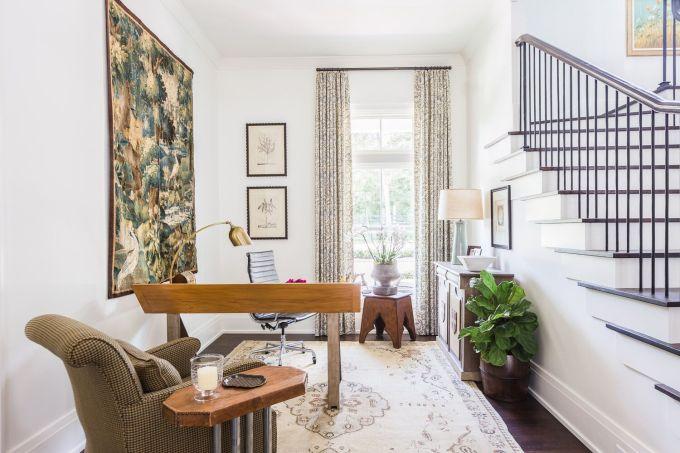 Wade Weissmann, luxury interiors, luxury home office, interior design ideas