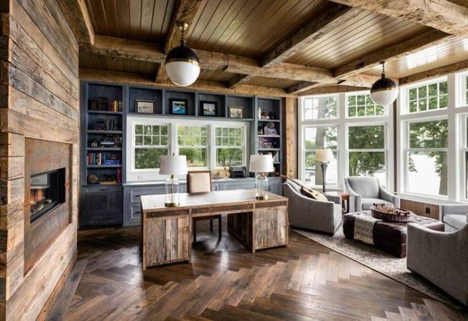 luxury interior design, luxury home offices, interior design, architecture, Wade Weissmann