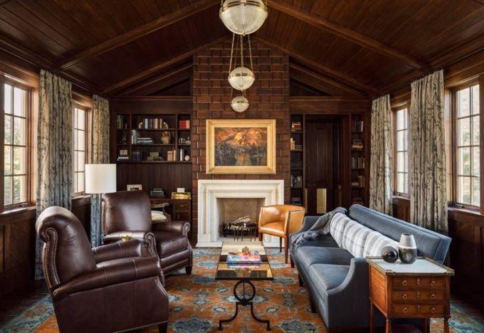 home offices, luxury interior design, interior design, architecture, home office ideas