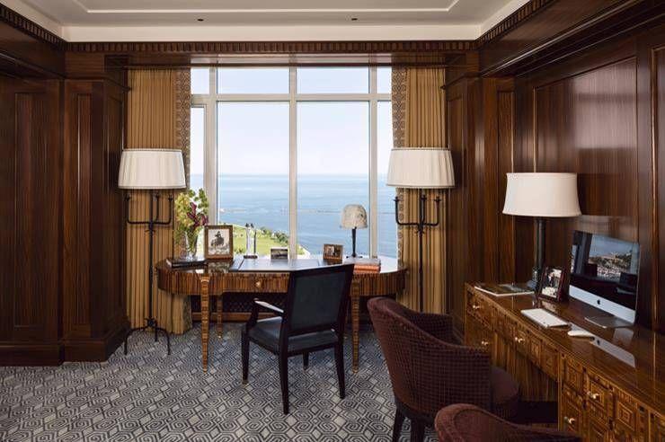 luxury design, luxury interior design, luxury home offices, Wade Weissmann,