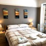 Deluxe double room in the Acorn Lodge B and B