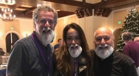 Jack Dillenberg, Mariella De Stefano and TheAcsMan
