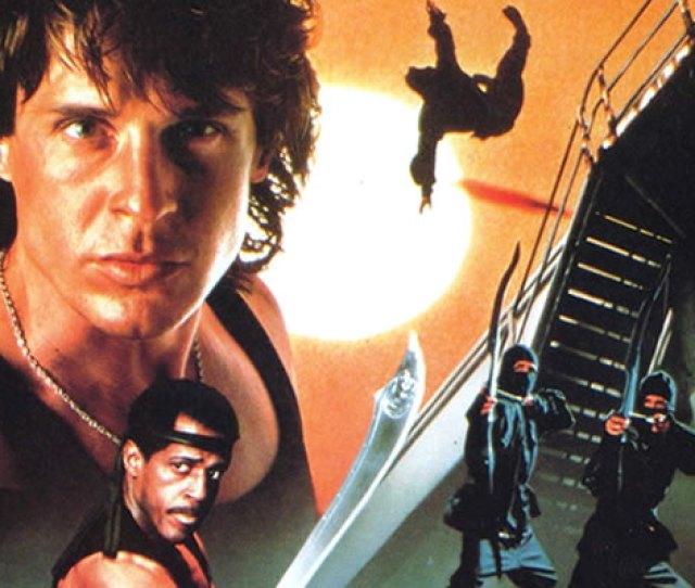 American Ninja 3 Blood Hunt 1989 Olive Films Blu Ray Review