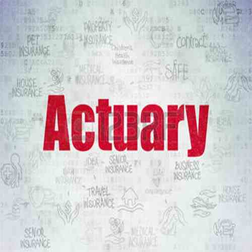 Actuary job description and salary