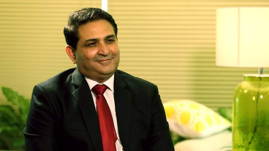 Sunil Sharma, IAI president from Kotak Life
