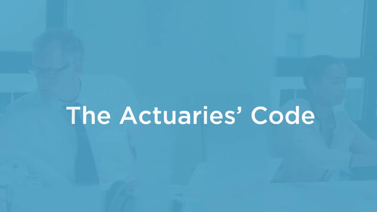 Revised Actuaries' Code and Guidance comes into force