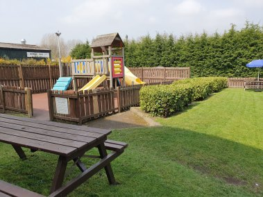 Play Area - The Adam and Eve, Restaurant and Bar, Prudhoe