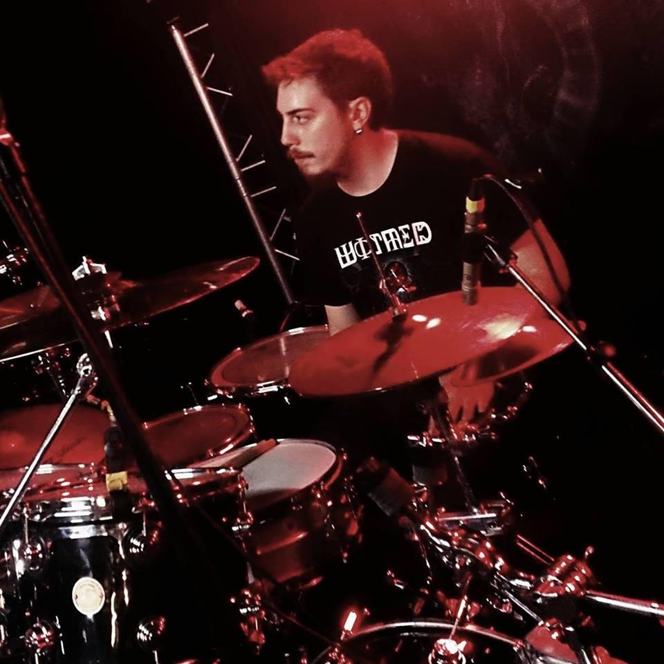 In Memory of Guillermo Calero, Spanish Metal Drummer (Wormed)